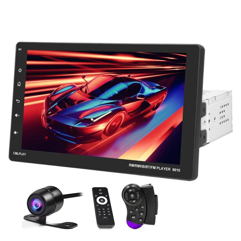 Автомагнитола 1DIN 9010CRB с регулируемым экраном 9 дюймов USB BLUETOOTH магнитофон в авто магнитола