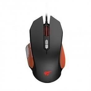 Мышка Havit HV-MS762 Черный / Оранжевый, фото 2