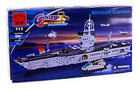 Конструктор детский Brick корабль 113