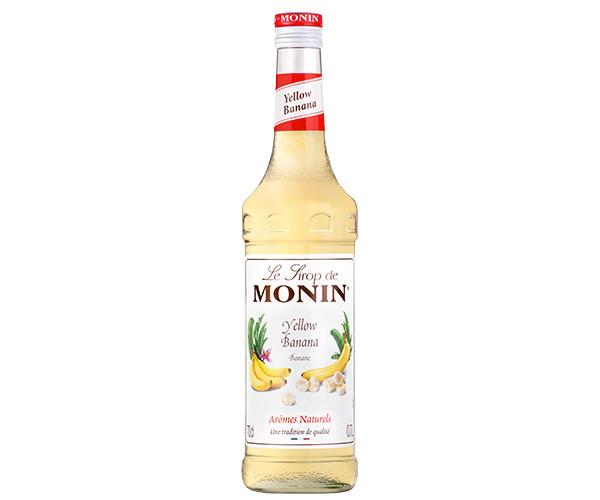 Сироп Monin жовтий Банан 0,7 л