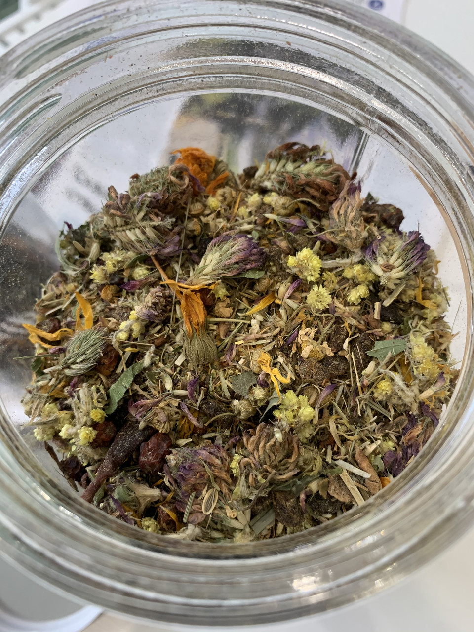 Трав'яний чай Букет с Карпат / Травяной карпатский чай