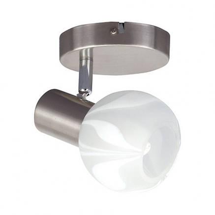 Светильник потолочный спот один плафон Horoz BODRUM-1, фото 2