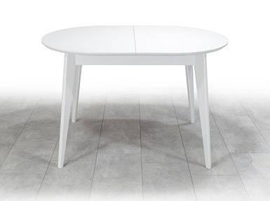 Стол обеденный Прага со стеклом DiamondGlass+NEXT
