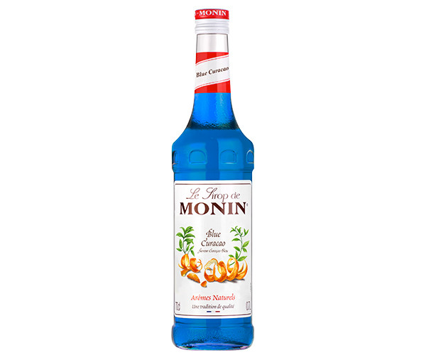 Сироп Monin Блю Кюрасао 0,7 л