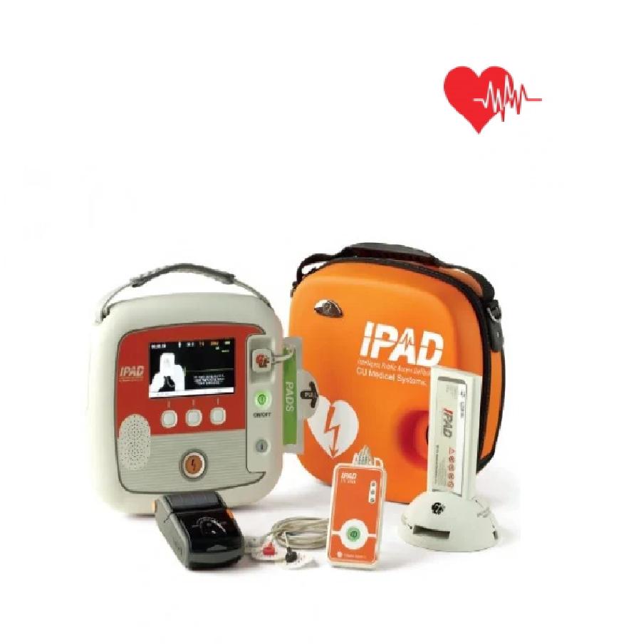 Автоматичний дефібрилятор AED I-PAD CU SP-2