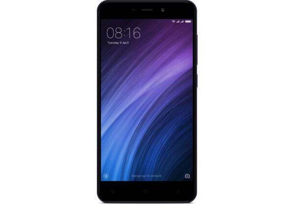 Смартфон Xiaomi Redmi 4A 2/16GB Gray Stock A-