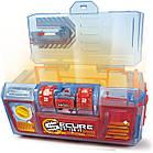 Автомобиль Инкассатор с кодовым замком, со звуковыми и световыми эффектами Dickie Toys 3756005, фото 3
