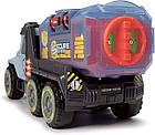 Автомобиль Инкассатор с кодовым замком, со звуковыми и световыми эффектами Dickie Toys 3756005, фото 4