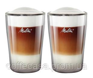 Набор стаканов Melitta Latte Macchiato 300 мл 2 шт