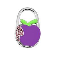 Сумкодержатель  яблоко фиолетовое, Вешалки для сумок, фото 1