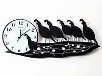 Настенные часы Павлины, Настенные часы