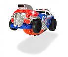 Скоростной автомобиль Прыжок из пламя с функцией езды на задних колесах Dickie Toys 3764007, фото 2