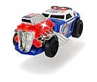 Скоростной автомобиль Прыжок из пламя с функцией езды на задних колесах Dickie Toys 3764007, фото 3