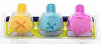 Болты - вешалки набор 3 шт, Крючки-вешалки для одежды, фото 1