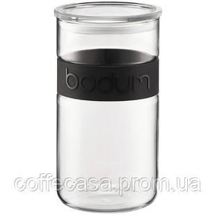 Банка для хранения Bodum Presso Black 2000 мл (11130-01)
