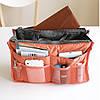 Органайзер Bag in bag maxi коралловый, Органайзеры в сумку