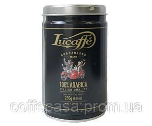 Кофе Lucaffe Mr.Exclusive - 100% Arabica ж/б молотый 250 г