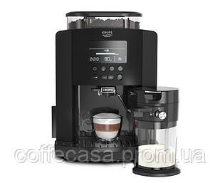Кофемашина Krups Arabica Latte Black (EA819N10)