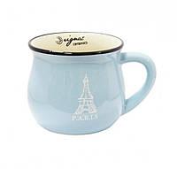Чашка кувшин голубая Zakka, Оригинальные чашки и кружки, фото 1