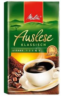 Кофе Melitta Auslese Klassisch молотый 500 г