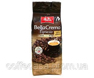 Кофе MELITTA BellaCrema Espresso в зернах 500 г