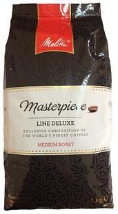 Кофе MELITTA Masterpiece в зернах 1000 г