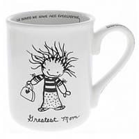 Чашка Самая лучшая мама, Оригинальные чашки и кружки