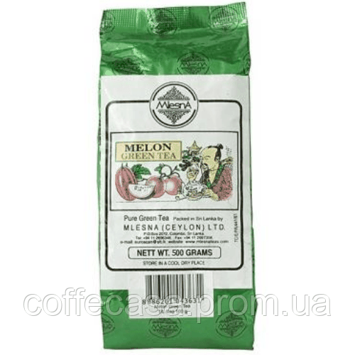 Зеленый чай Дыня Млесна пак. из фольги 500 г