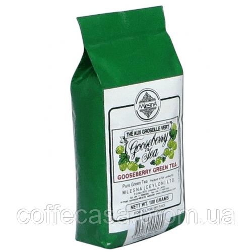 Зеленый чай Крыжовник Млесна пак. из фольги 100 г