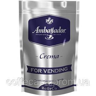 Кофе Ambassador Crema растворимый 200 г
