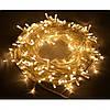 Гирлянда светодиодная LED 300 Gold, Гирлянды 2020- 2021