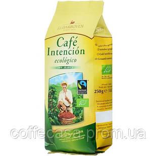 Кофе J.J. Darboven Caffe Intencion Ecologico молотый 250 г