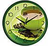 Настенные Часы Сlassic Чашка Зеленного Чая, Настенные часы