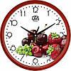 Настенные Часы Сlassic Лесная Ягода Red, Настенные часы