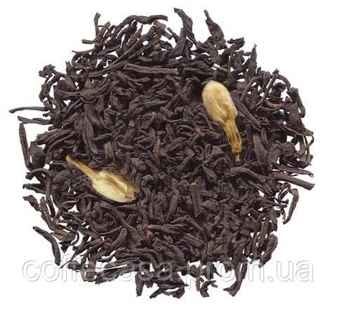 Черный чай Жасминовый Бриллиантовый Дракон ж/б 100 г