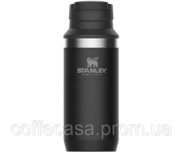 Термокружка Stanley Switchback Matte Black 350 мл (10-02284-016)