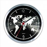 Настенные часы Карта мира, Настенные часы