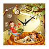 Настенные Часы Panorama Волшебная Фея, Настенные часы