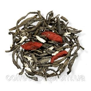 Зеленый чай Гон-кви годжи Бриллиантовый Дракон пак. из фольги 100 г