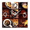 Настенные Часы Panorama Кофе, Настенные часы