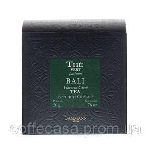Зеленый чай Сенча Dammann Freres Бали в пакетиках 25 шт