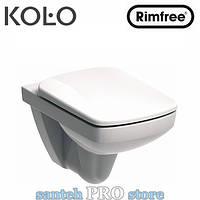 Унитаз подвесной KOLO NOVA PRO безободковый с сидением Soft Close