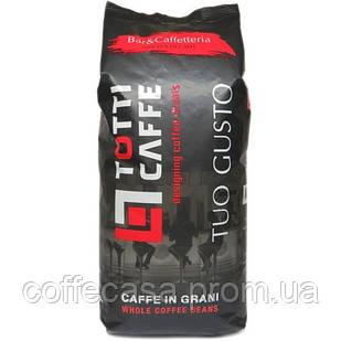 Кофе TOTTI Caffe Tuo Gusto в зернах 1000 г