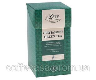 Зеленый чай DTe Very Jasmin Green Tea фильтр-пак 12 шт