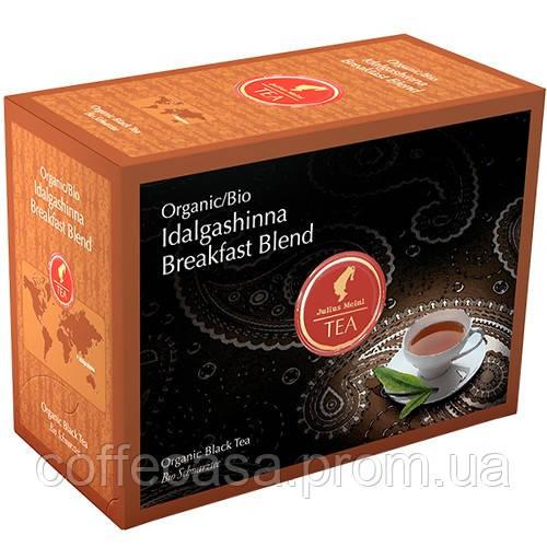 Органический черный чай Julius Meinl Bio Цейлонский завтрак 20х4 г