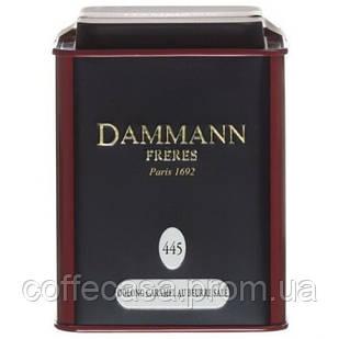 Зеленый чай Dammann Freres 445 - Улун карамель ж/б 100 г