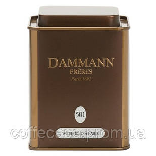Чай Улун Dammann Freres 501 - Уик-энд в Париже улун ж/б 100 г