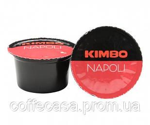 Кофе в капсулах Kimbo Napoli Blue - 96 шт