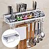 Настенный органайзер для кухни 50 см, Кухонные принадлежности