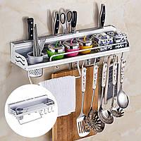 Настенный органайзер для кухни 50 см, Кухонные принадлежности, фото 1